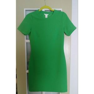H&M Mini Green Dress